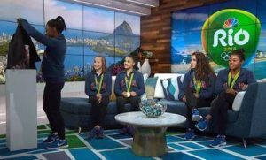 Simone Biles Today Show Video and the whole Final Five