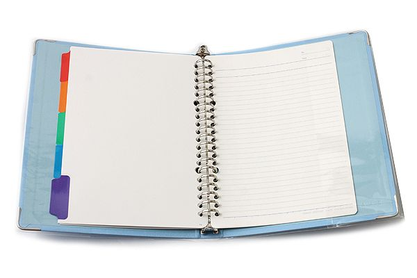 Ring Notebook That Folds Back