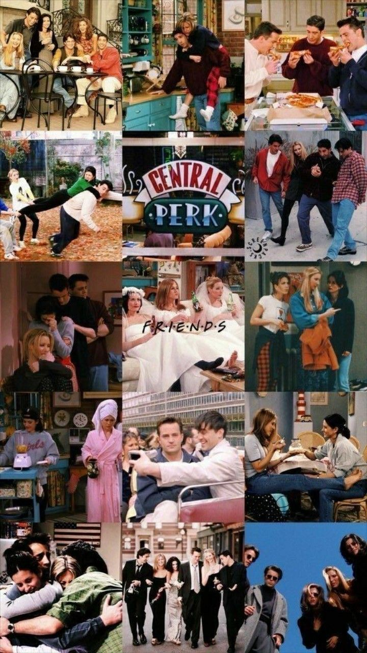 Love Them Friends Poster Friends Tv Friends Tv Show