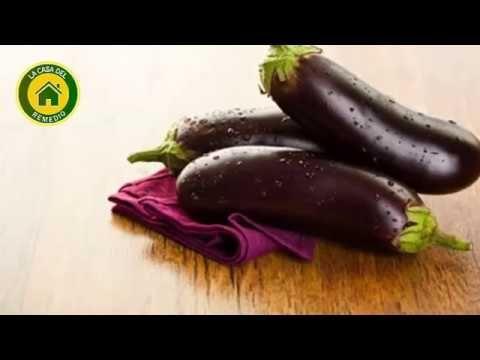 Berenjenas al ajillo   Receta de Cocina en Familia - YouTube