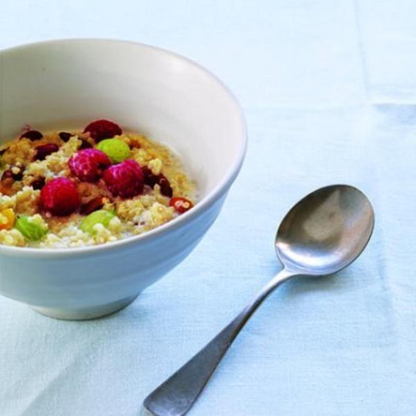 Quinoa porridge recipe - Chatelaine.com