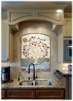 kitchens without windows over sink - Google Search