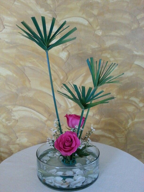 Floral acuatico