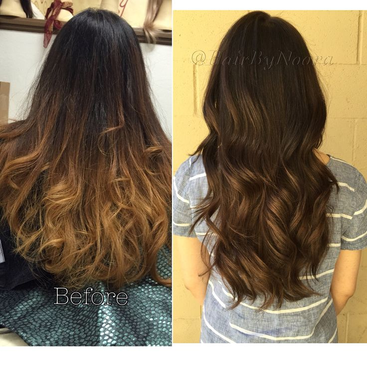Caramel Light Golden Brown Hi Lites Ombr 233 Sombre Balayage