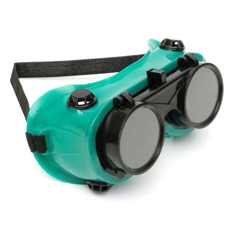 Flip Up Anti Glare Glasses Welders Welding Glasses Welding Goggles
