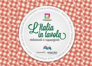 """Italiafood24   Al via """"L'Italia in tavola"""" di Instagramers Italia #italiaintavola"""