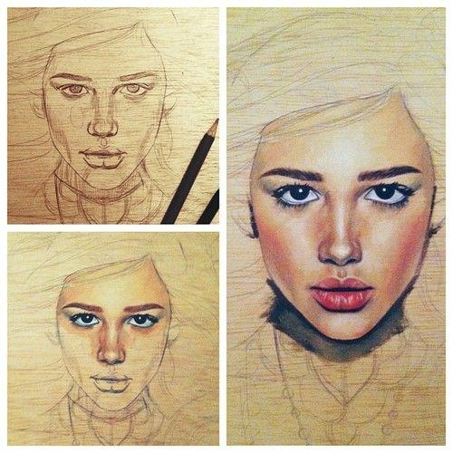 Ζωγραφίζουμε σαν τους καλλιτέχνες τα μάτια και τα χείλη!!!!!