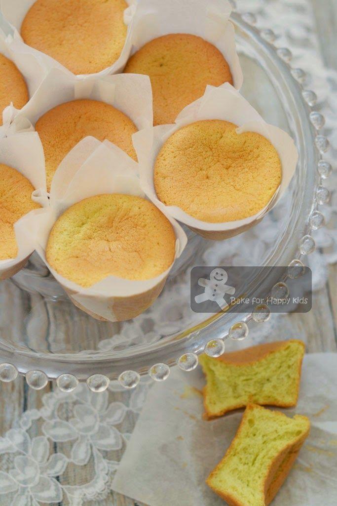 Pandan Chiffon Cupcakes (A Fail-proof Chiffon Cake Recipe)
