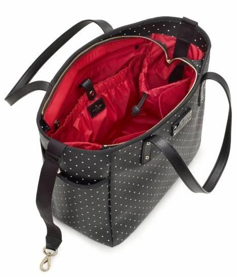 17 best ideas about kate spade diaper bag on pinterest diaper bag purse ba. Black Bedroom Furniture Sets. Home Design Ideas