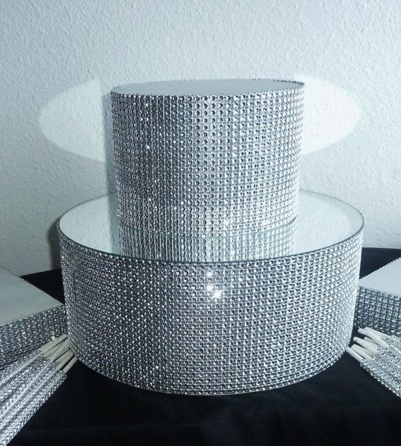 Bling Cupcakes Cupcake Stands And Bling On Pinterest