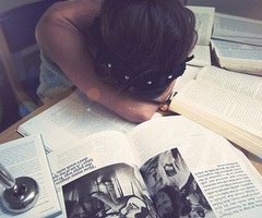 20 + soft acoustic tracks to help you make it through your study sesh. http://8tracks.com/jbear_4/studying-student-dying