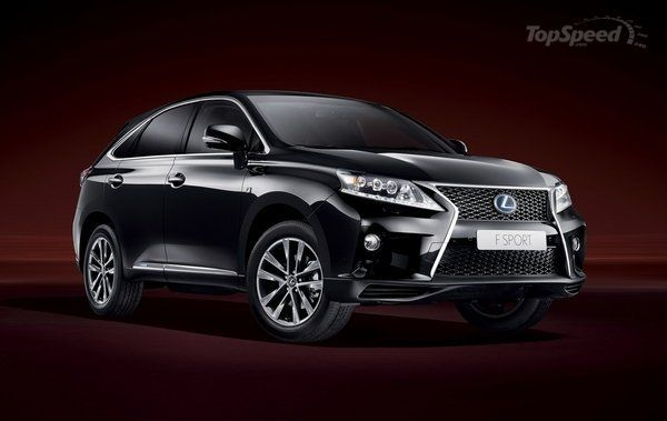 Lexus Sports Car | 2013 Lexus RX 450h F-Sport | car review @ Top Speed