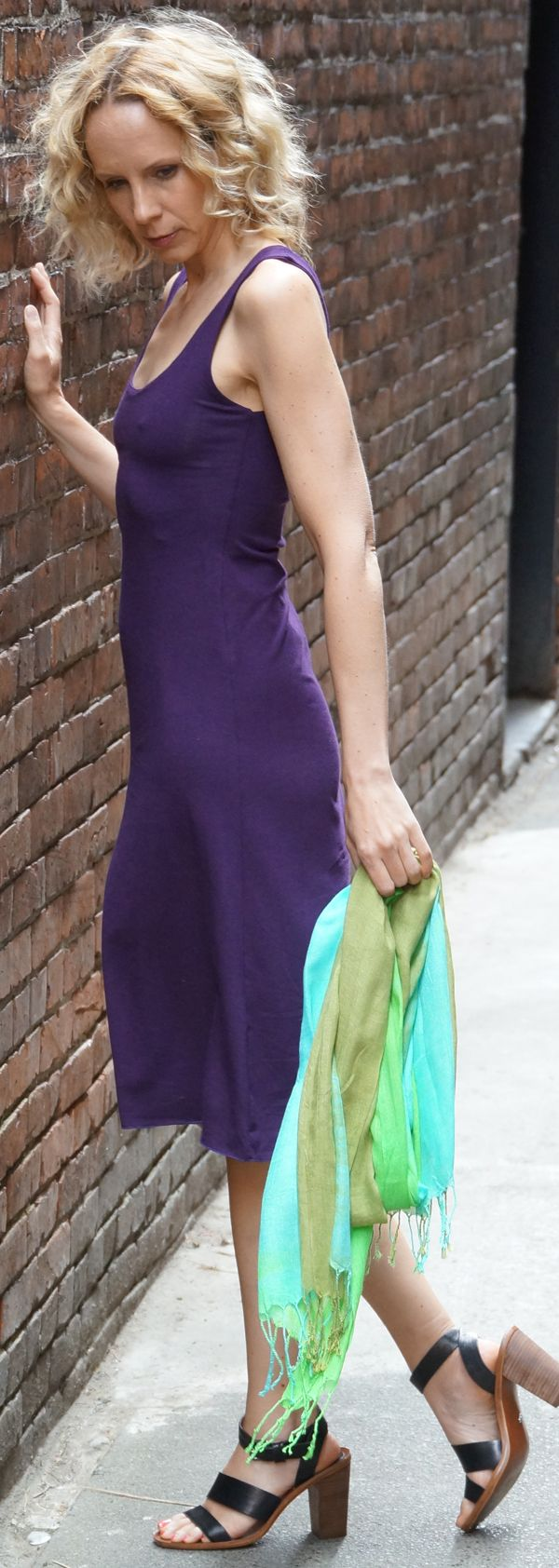 Stunning Plum Bamboo Dress from Squeezed.ca http://squeezed.ca/shop/plum-bamboo-a-line-dress-with-diva-crown
