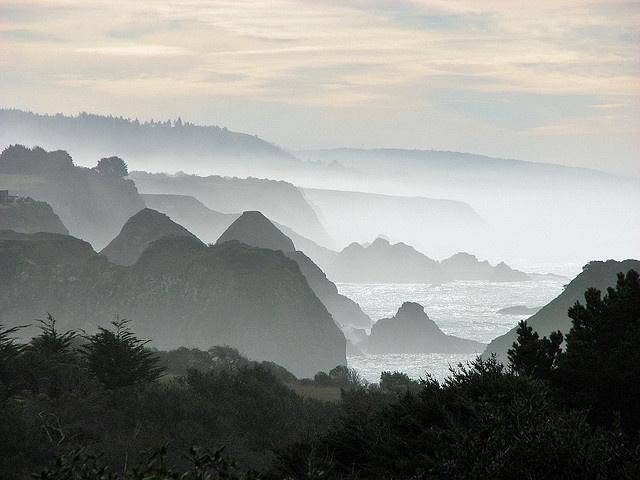 Mendocino - A Fave Spot on CA Coast