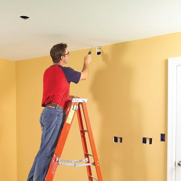 Fishing Electrical Wire Through Walls: Add wiring for new switches, light fixtures and outlets anywhere in the house, with minimal wall damage.
