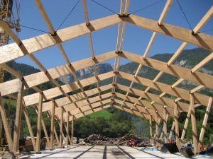 Construction Bois - Biot
