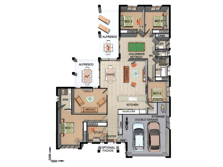 156 Best House Designs Images On Pinterest | House Design, Architecture And  Projects
