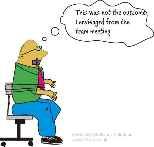 Image result for teams office cartoon
