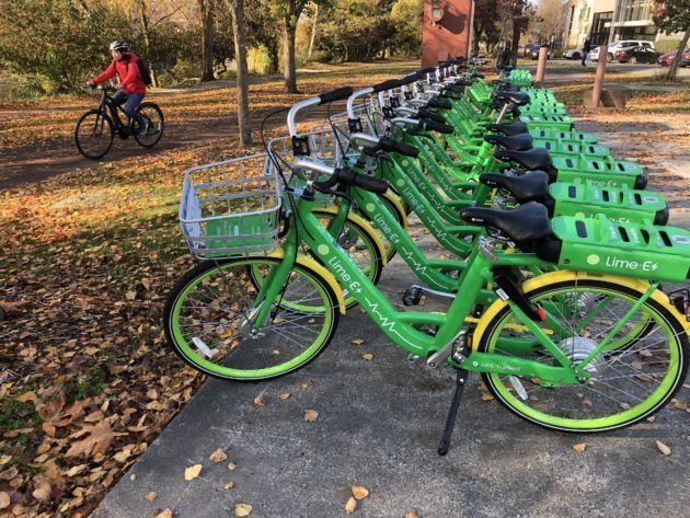 Need A Lime Bike Google Maps Now Shows Availability In Seattle