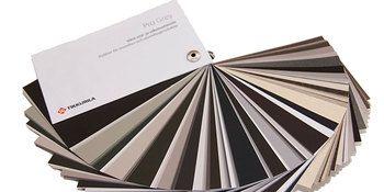 Pro-Grey-värikartta