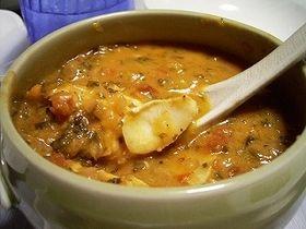 ムケッカ/ブラジル・バイアの魚介シチュー
