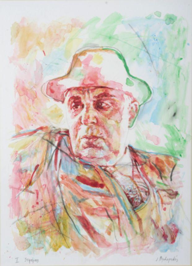 """Στο Ίδρυμα Θεοχαράκη η έκθεση """"Όταν το φως χορεύει, μιλώ δίκαια. Ο Γιώργος Σεφέρης και η ποίησή του μέσα από τη ζωγραφική και τη φωτογραφία"""""""