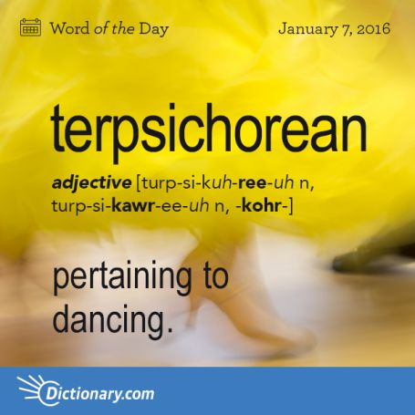 Is anyone bored and sweet enough to write me an essay on Terpsichore?
