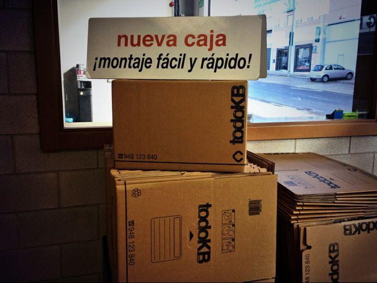 Cajas de cart n para mudanzas reformas o for Cajas de carton para mudanzas