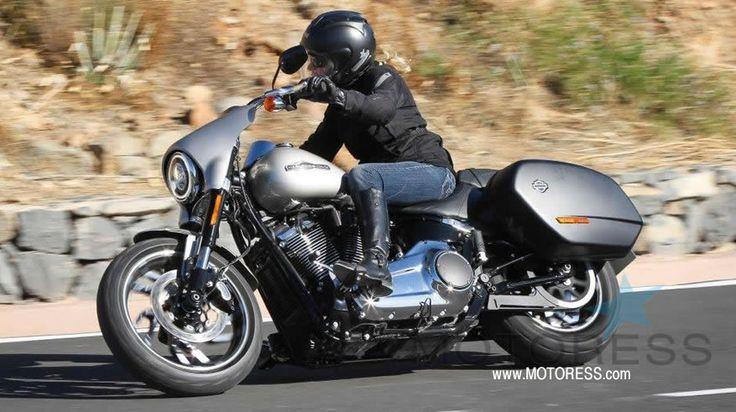 Harley-Davidson Sport Glide Ride Review