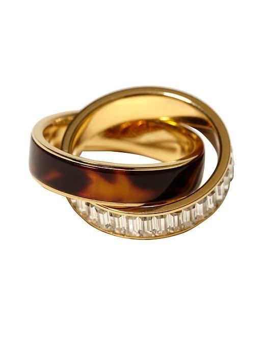 baguette rings MK