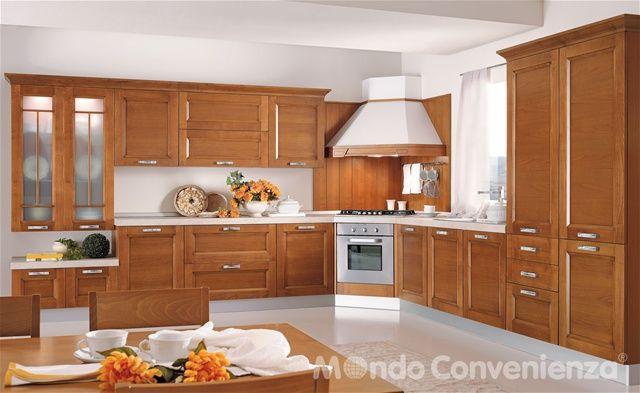 Ginevra Cucine Moderno Mondo Convenienza Cucine