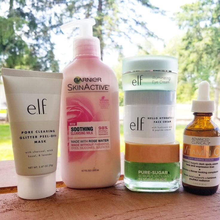 Walmart Hautpflege-Routine: Wie ich sie für unter 40 Dollar gebaut habe! | GirlChickBetty – Beauty tips