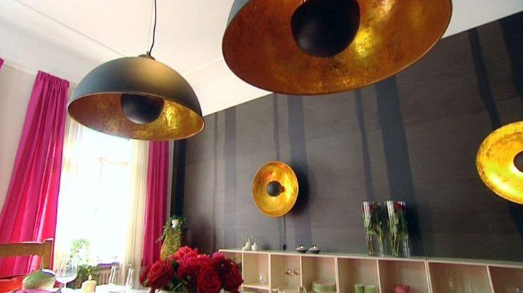 Lulu Carters matsal i Äntligen hemma 9 oktober