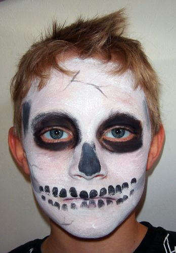 ideas about maquillage squelette on pinterest  maquillage halloween