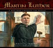 Cover of: Martin Luther by Paul L. Maier (in TAL)
