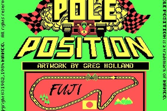 MS-DOS Pole Position