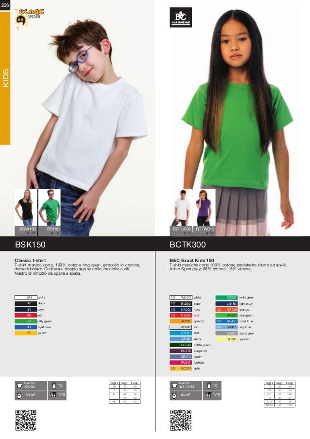 Kids & baby - T shirt e Polo per Bambini by FAST COPY SNC via slideshare