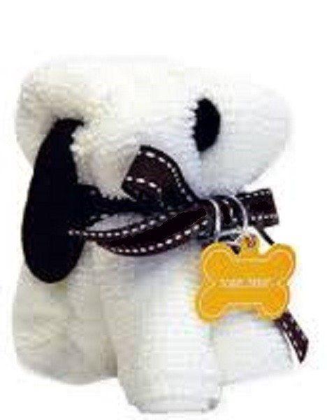 Towel Puppy Dog