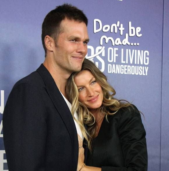 Tom Brady Chooses His Words VERY Carefully While Discussing Wife Gisele Bündchen s… #Paparazzi #brady #carefully #chooses #discussing