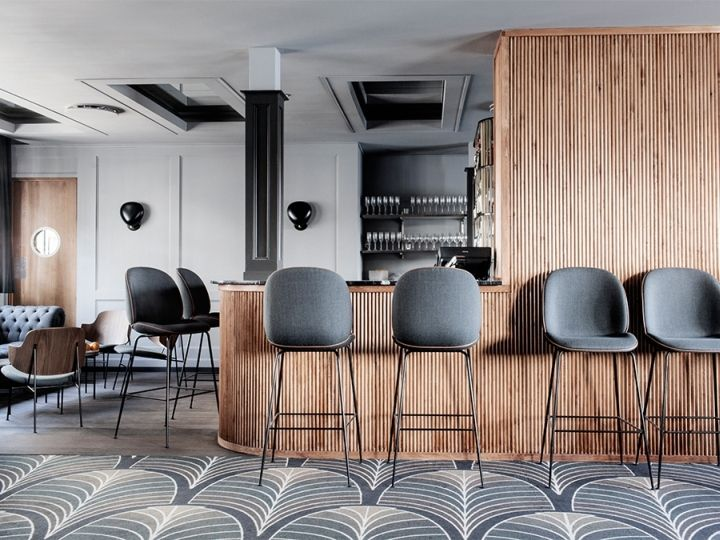 Интерьер ресторана в Копенгагене | Дизайн интерьера, декор, архитектура, стили и о многое-многое другое