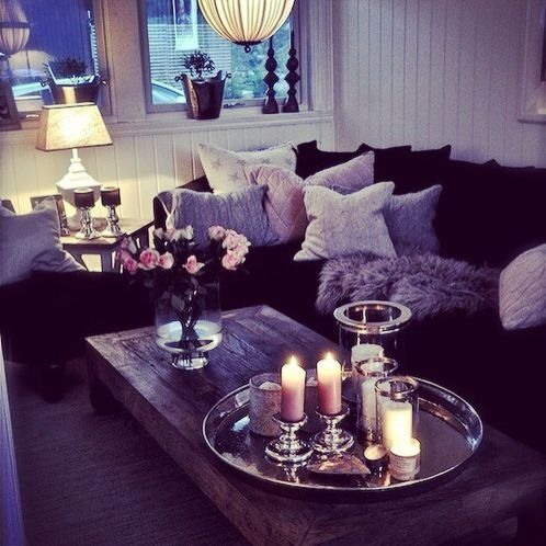 Warm Lounge - relaxed - cosy.