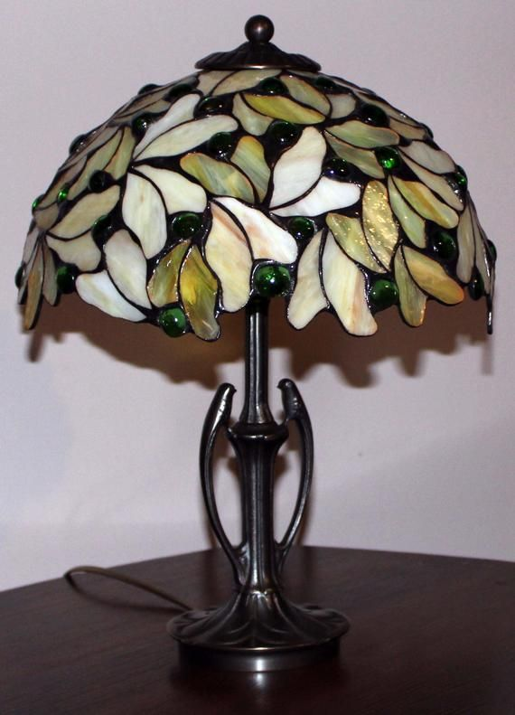 Tiffany Lamp 12 Maple 30 Tiffany Desk Lamp Tiffany Lamp Desk