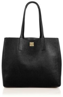 MCM Shopper Project Medium Reversible Leather Tote - $386.00