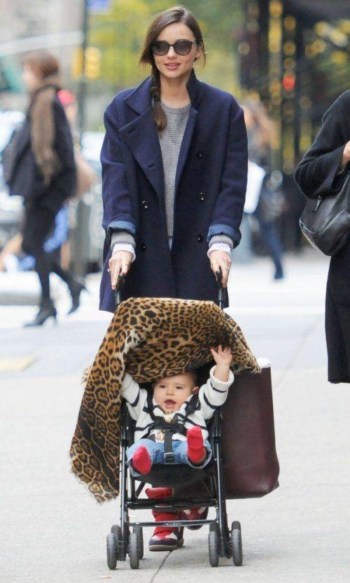 Miranda Kerr and (precious!) baby Flynn