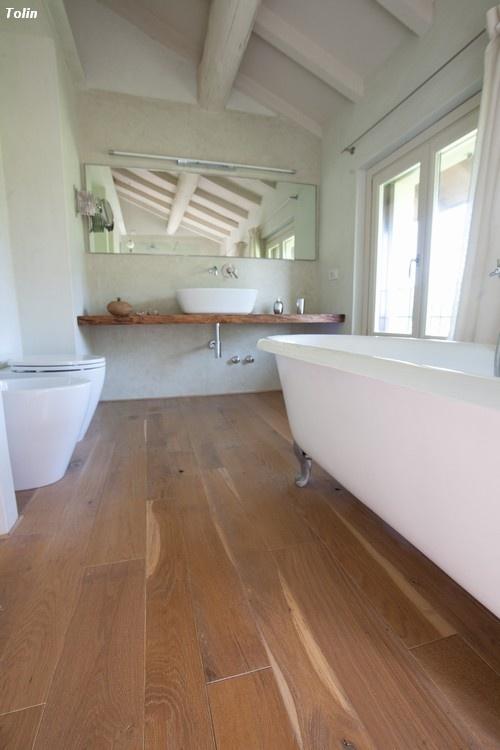 lavello base legno