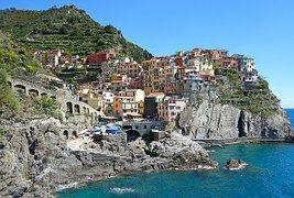 Cinque Terre, Italia, Manarola, Liguria