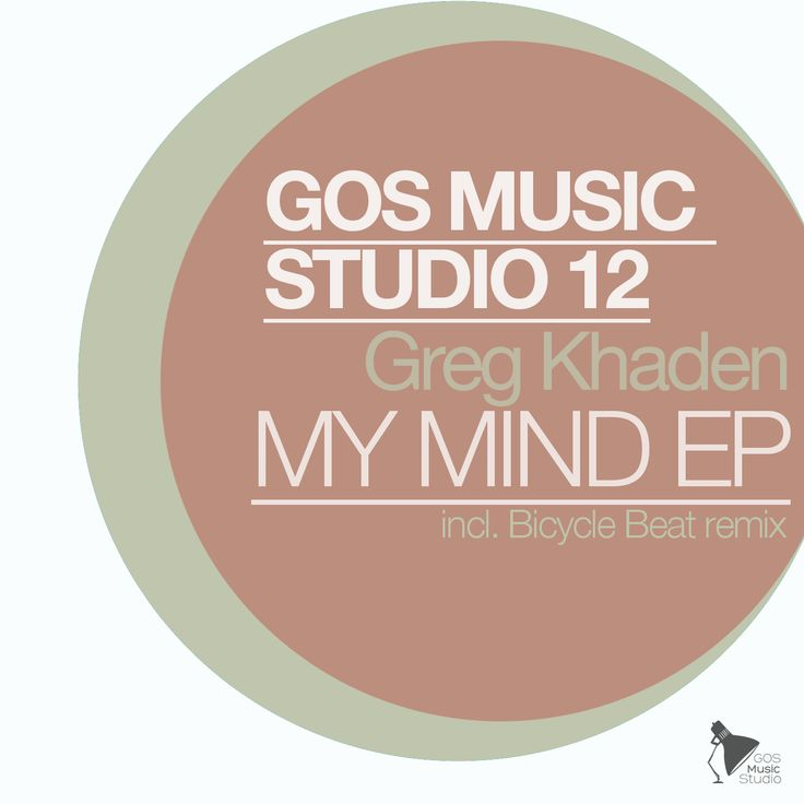 GREG KHADEN - In My mind EP