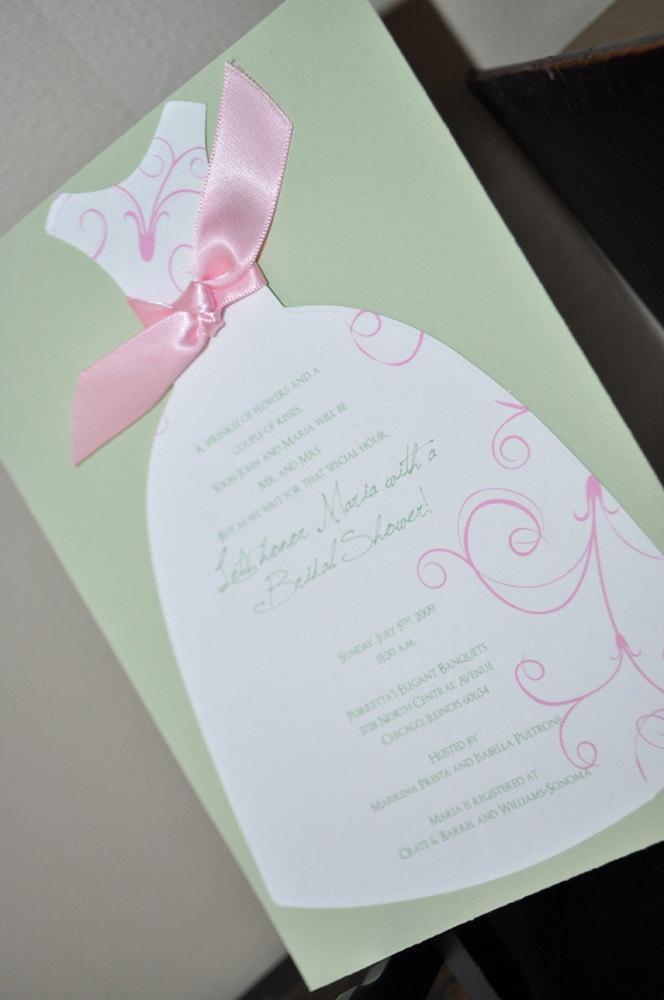 blank beach bridal shower invitations%0A Bridal Shower Invitations