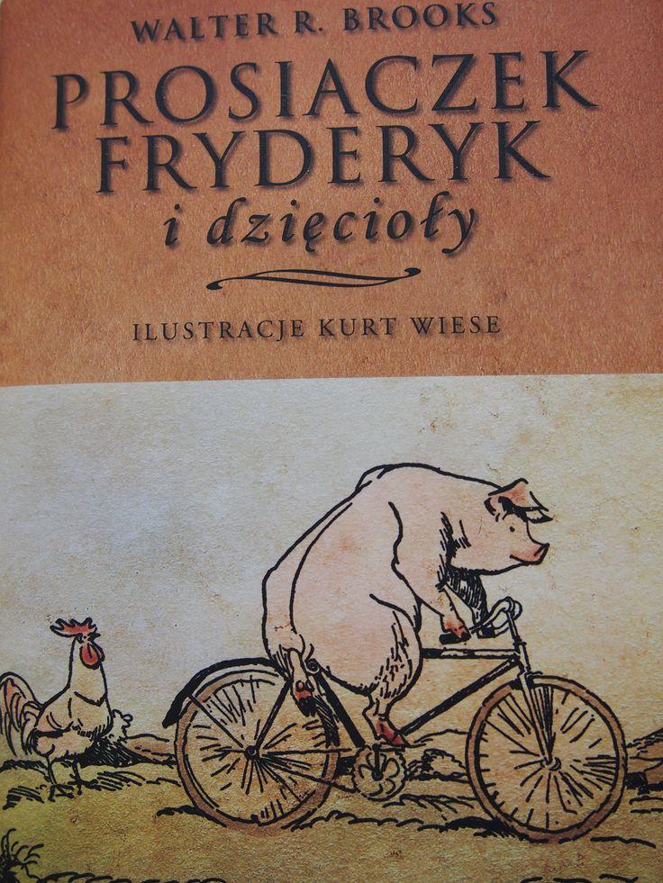 Prosiaczek Fryderyk i dzięcioły