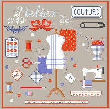 PASSION BONHEUR Atelier de Couture